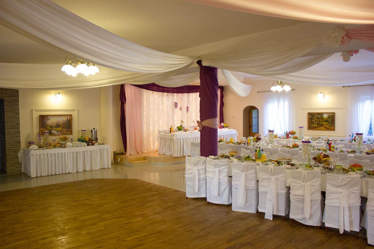 Sala Weselna Koło Łukowa ~ Specjalizujemy się w organizacji wyjątkowych przyjęć weselnych